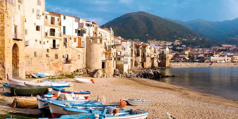 Car hire in Sicily - Palermo